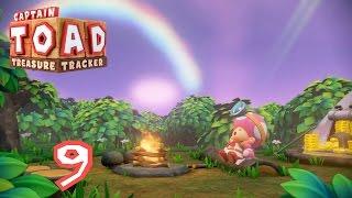 Dem Vogel auf den Fersen - Captain Toad: Treasure Tracker #9