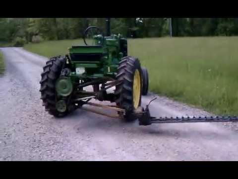John Deere 5 Sickle bar mower manual