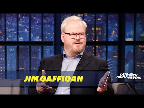 Jim Gaffigan Ate Reindeer in Scandinavia