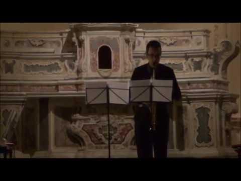 Paul Harvey - Concertino pour Soprano Saxophone et piano