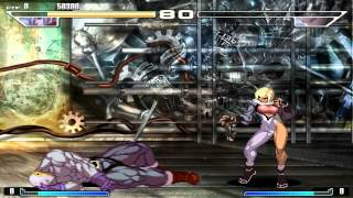 Yatagarasu 4 Gameplay ( PC Fighter )