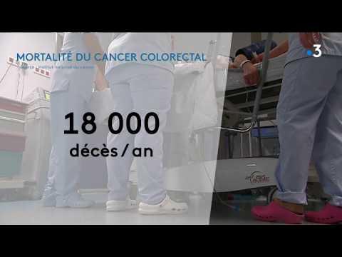 cancer colon metastase foie