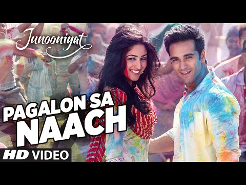 Pagalon Sa Naach Video Song - Junooniyat