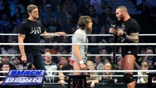 "Edge presents ""The Cutting Edge"": WWE SmackDown, Sept. 13, 2013"