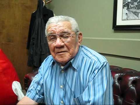 John Mendoza, One of Jacksonville, Texas's First Hispanic Tomato Industry Workers