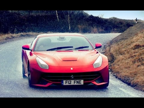 Ferrari F12 review | Top Gear | Series 20 | BBC
