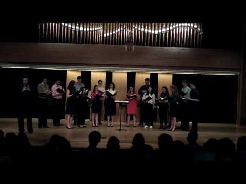 Chamber Singers- Interlochen Arts Academy Festival 2016