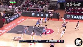 Pierre Jackson & Darius Adams goes at it in China with both players scoring 40+