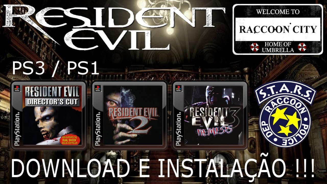 Resident evil 2 dual shock cd1 [slus-00748] rom playstation (ps1.