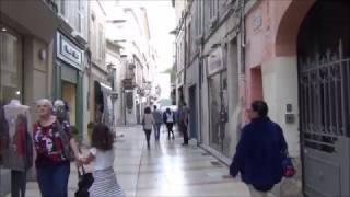 【アヴィニョン観光】中世的なオシャレな街を歩いてみた@フランス