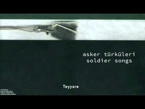 Nida Ateş - Teyyare [ Asker Türküleri © 2003 Kalan Müzik ]