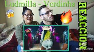 Baixar REACT a Ludmilla - Verdinha (Official Music Video) 🍁🇧🇷
