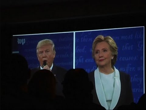 Debate Viewer Opinions From Penn., Seattle