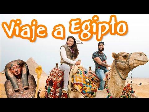 Viaje a Egipto - Fernando Lozada y Triana Lion