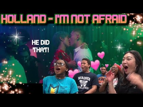 MV Reaction| Holland - I'm Not Afraid