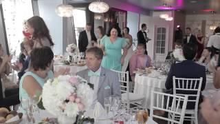 Свадебный ролик ведущего Алексея Бахтина