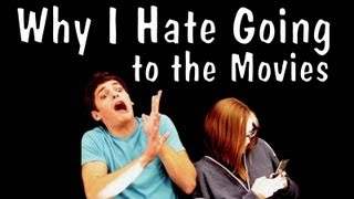 Messy Mondays: Why I Hate Going to the Movies