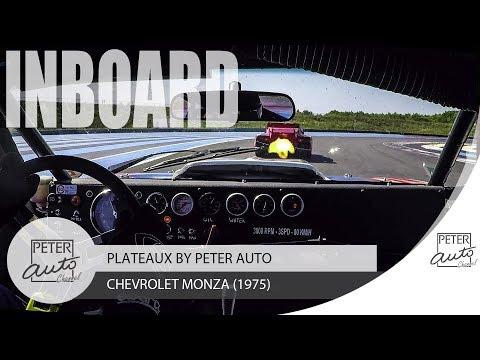 BRUTAL V8 Chevrolet Monza - Classic Endurance Racing