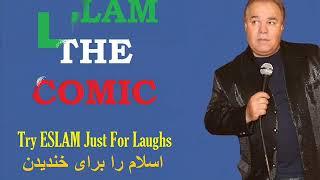 ESLAM's خَنـدیشه - Stupidity is Like...حماقت مثل اینه