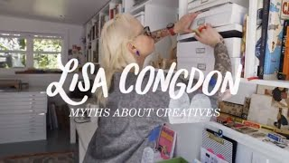 Workflow, Time Management and Productivity for Creatives with Lisa Congdon | CreativeLive