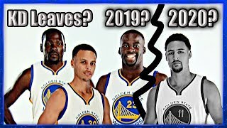 How Long Will the Warriors Dynasty Last?