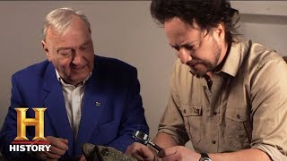Ancient Aliens: The Wedge of Aiud (Season 12, Episode 2) | History