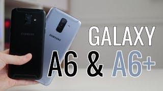 Ez NEM lett átgondolva | Samsung Galaxy A6 és A6+ teszt