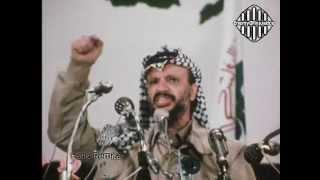 لبنان - كلمة عرفات في حفل تأبين كمال جنبلاط 1977