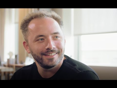 Drew Houston : How to Build the Future