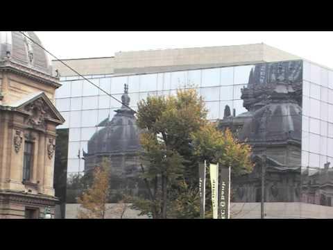 Bucharest In Your Pocket - CEC (Palatul Casei de Economii si Consemnaţiuni)
