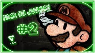 Pack de juegos# 2