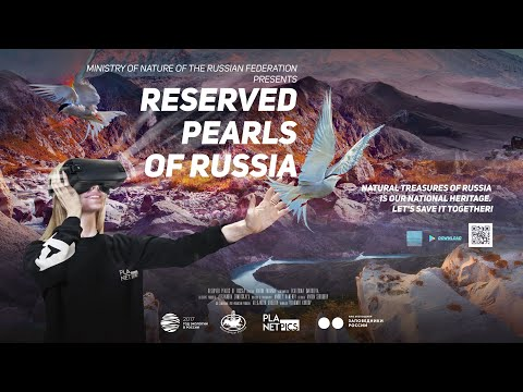 VR 360 | Reserved pearls of Russia