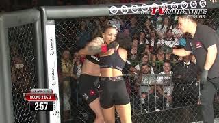 Batalha MMA 9 - Day Fox vs Vanessa Guerreira