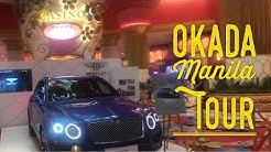 Okada Manila Hotel Resort and Casino Tour: The Fountain, Cove Night Club, Medley Buffet