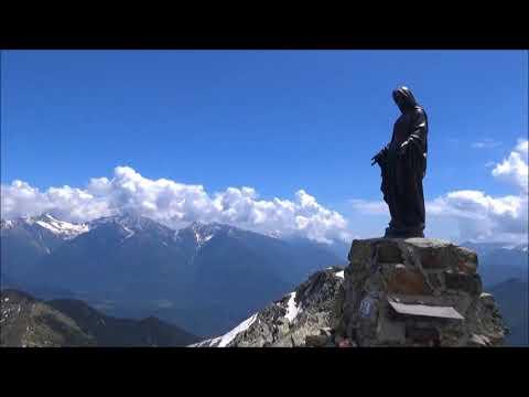 Parco Monte Avic; monte Barbeston( 2483 m ), del 1/6/2018