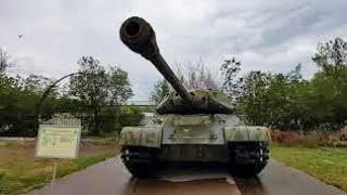 Музей военной техники из  СССР. Прогулка в прошлое.