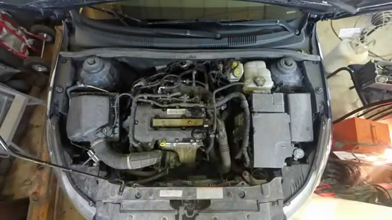 Chevy Cruze P0171 Engine Code, Idle Issue, Valve Cover Replacement  YouTube