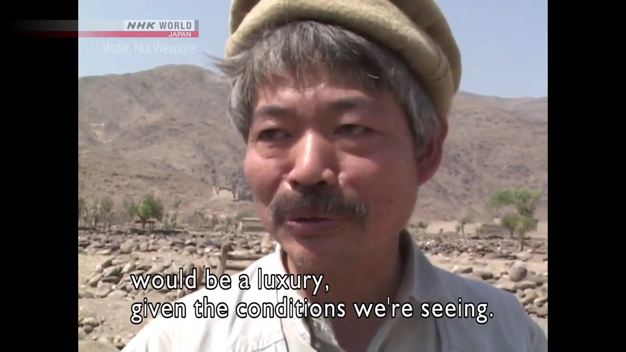 Developing Afghanistan: A Japanese Dr. Nakamura's Initiative | NHK Documentary