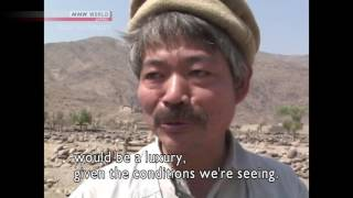 Afghanistan Documentary - Development via a Japanese Doctor Mr. Nakamura Initiative