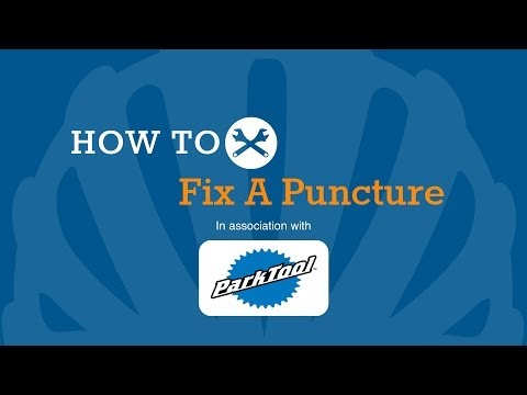 How To Fix A Road Bike Puncture