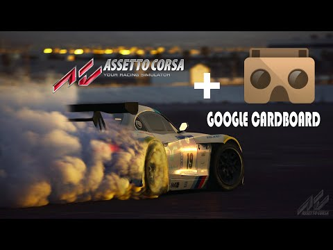 GOOGLE CARDBOARD // THATS HOW YOURE NOT SUPPOSED TO DRIVE :/