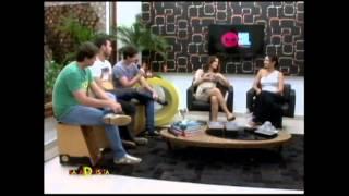 Feira do Livro - Programa Sala D Visita com Dulce Neves  05/04/2014 PGM 291