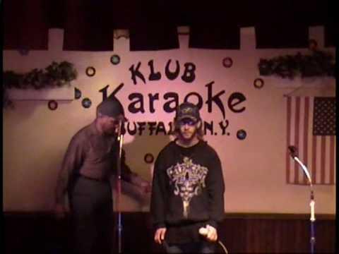 Brandon's Karaoke Master of Puppets