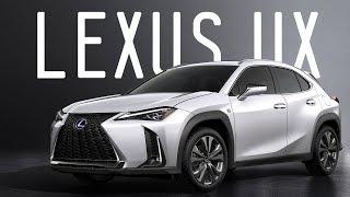 Лучший Друг Женщины/New Lexus Ux/Дневники Женевского Автосалона