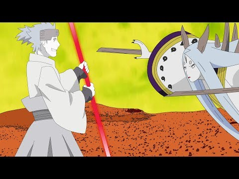 Urashiki Meets Kaguya - The Eye: Boruto Episode Fan Animation