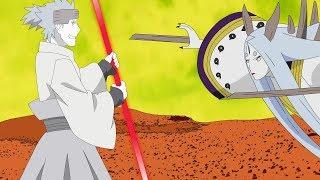 Urashiki Meets Kaguya - The Eye: Boruto Episode Fan Animation Urash...
