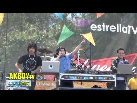 """Pt. 1 """"Intentalo"""" 3Ball Mty - 5 De Mayo Whittier Narrow Live 2012"""