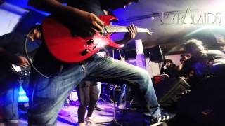 Pyramids - Area 51 Live At Rolling Stone Metal Awards Pre Gig (new Delhi)