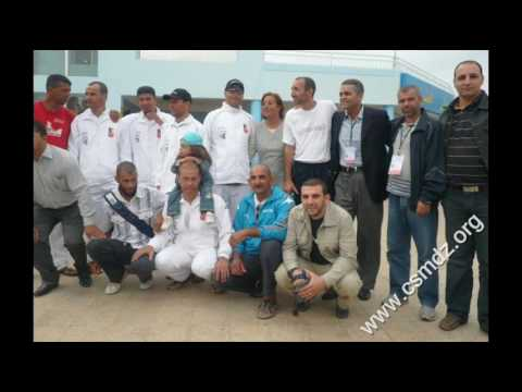 Gloire à l'Algerie / championnat euro-afrique 2009 de chasse sous marine