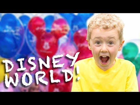 Disney World Family Vacation! Hollywood Studios & Animal Kingdom